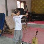Шаолиньская стрельба из лука