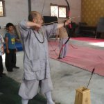 Наставник Янчжуан в Шаолине