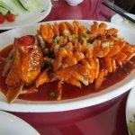 Рыба по Китайски