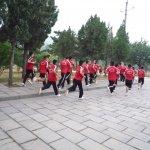 Тренировка у Шаолиня