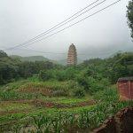 Старейшая кирпичная пагода