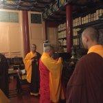 Настоятель монастыря Шаолинь