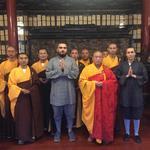 Официальные ученики настоятеля Шаолиня