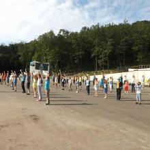 Детский лагерь Шаолинь 2015