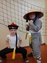 Шаолиньская эстафета в Международный день защиты детей