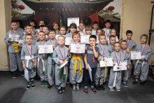 Дети Центра ушу Шаолинь Воронеж