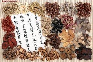 Китайские травы ТКМ